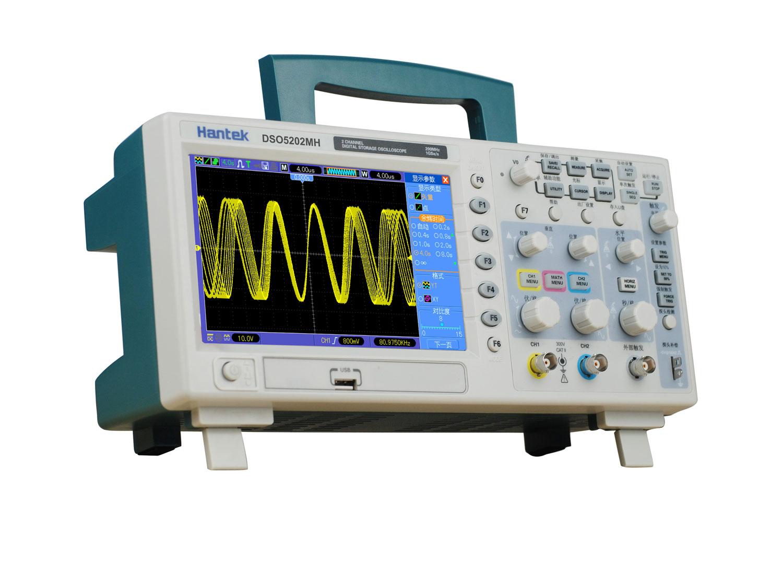 .汉泰2090示波器电路原理图